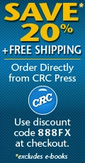 Order directly from CRC with discount