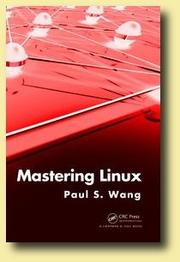 Mastering Linux Textbook Cover